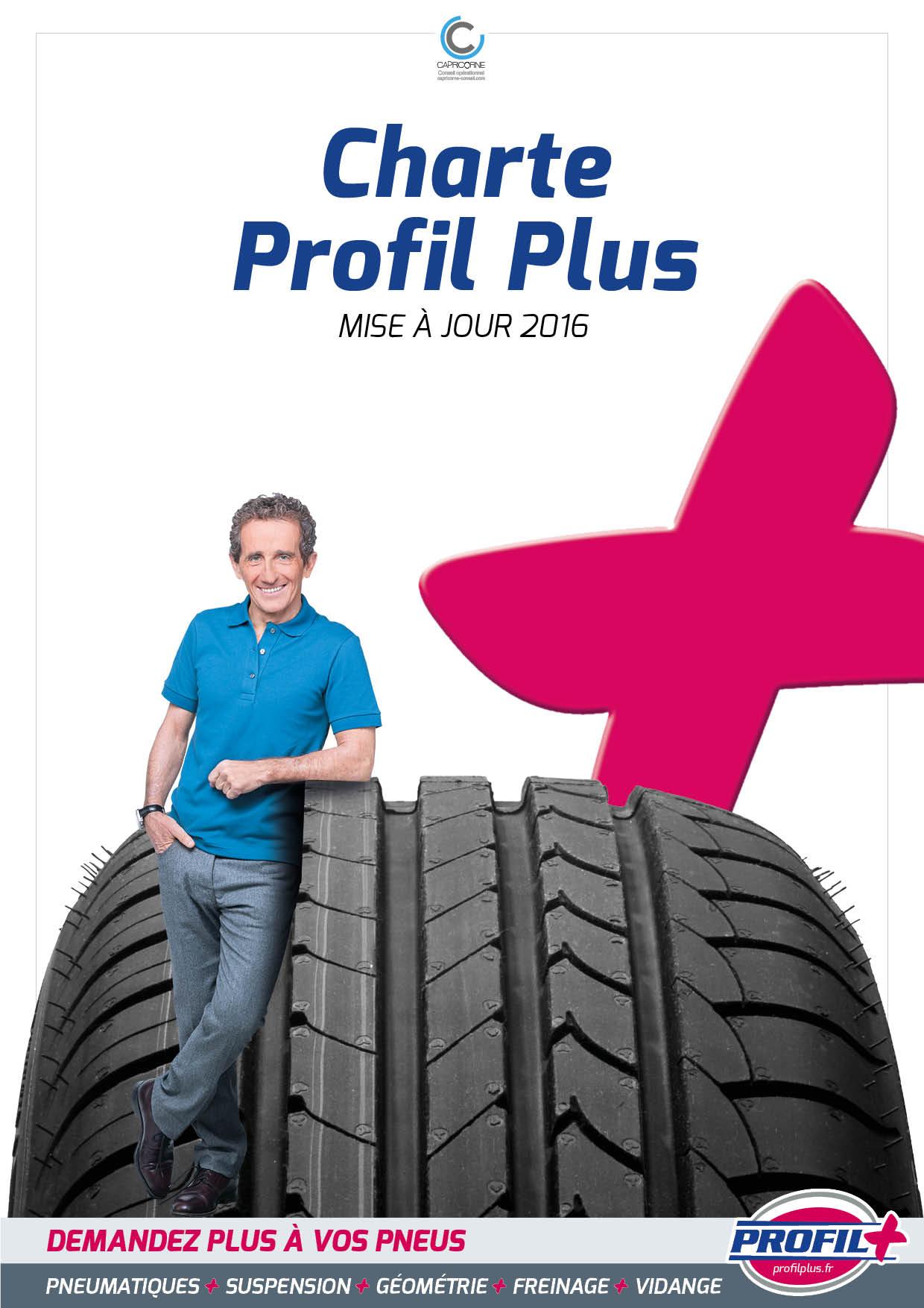 CHARTE PROFIL PLUS 2016